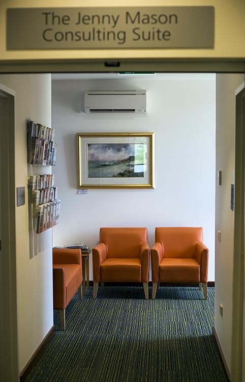 PCC foyer