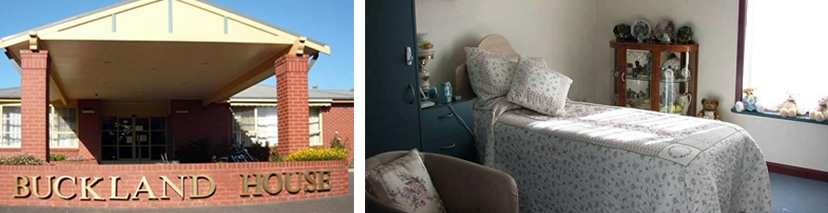 Buckland House Nursing Home Provides 30 Beds For High Level Aged Care While Bindaree Adds A Further Dimension To The Hospitals Increasing Role In Caring